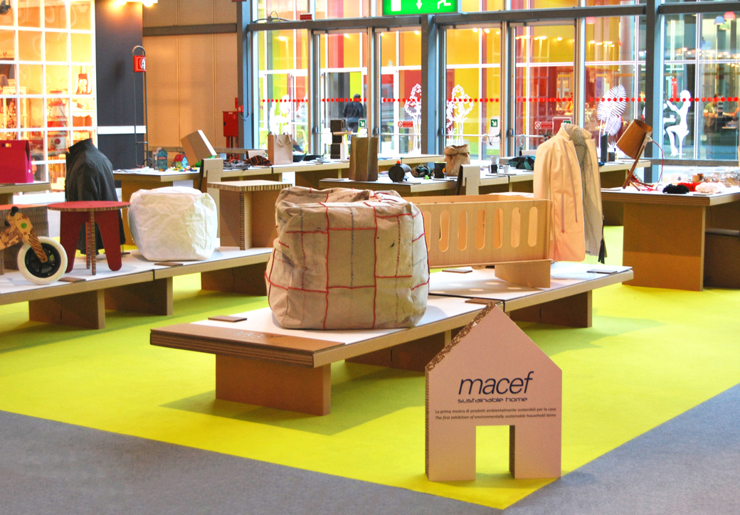 Macef Sustainable Home.01.Marco Capellini