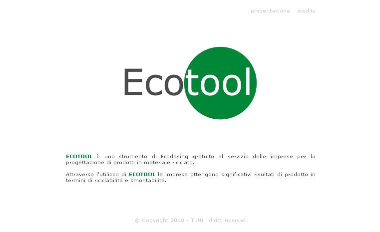 Ecotool DFD - DFR.01.Marco Capellini