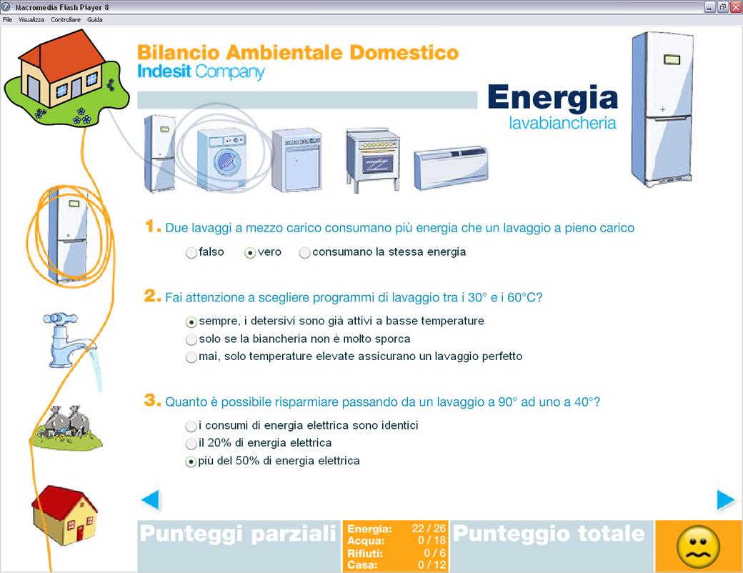 Bilancio Ambientale Domestico.01.Marco Capellini