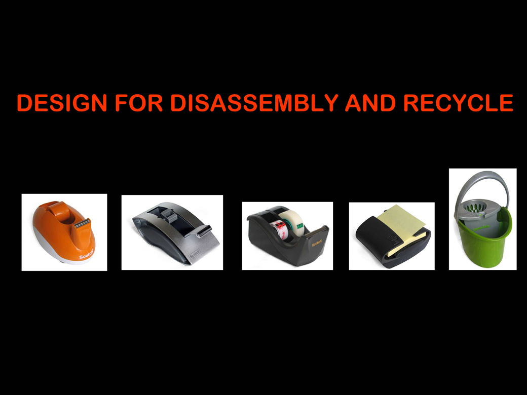 Design for Disassembly and Recycle.01.Marco Capellini