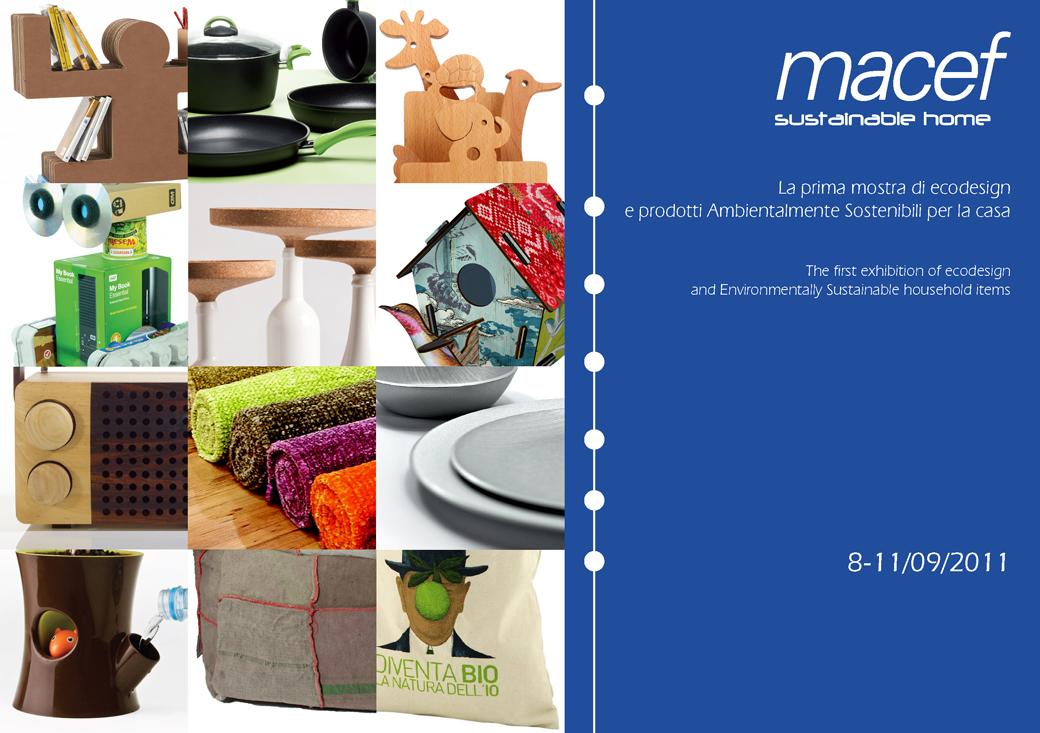 Catalogo Macef Sustainable Home.01.Marco Capellini
